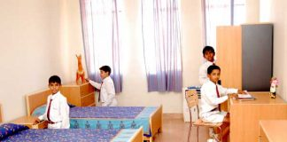Hostels in Schools