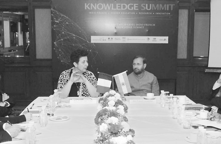 A JOINT WORKING GROUP BETWEEN INDIA AND FRANCE TO TAKE AHEAD THE BILATERAL COOPERATION IN EDUCATION AND RESEARCH Education News
