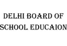 Delhi Board of School Educaion